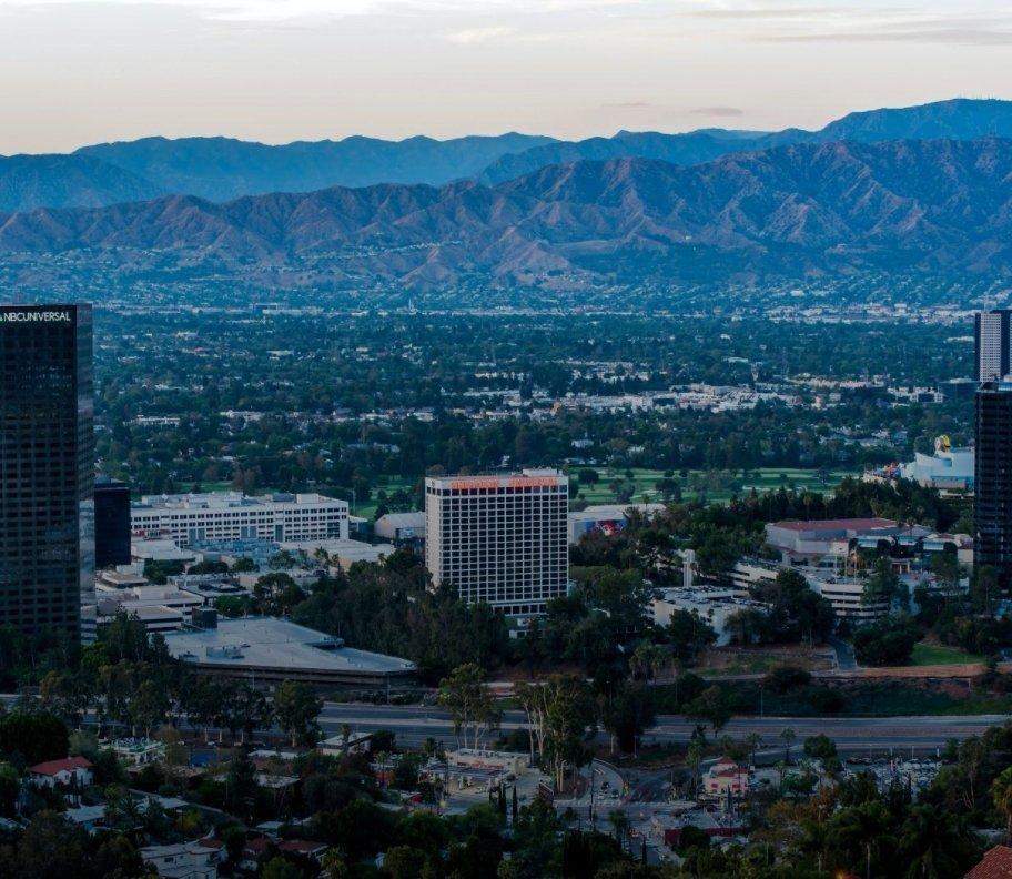 overlooking city